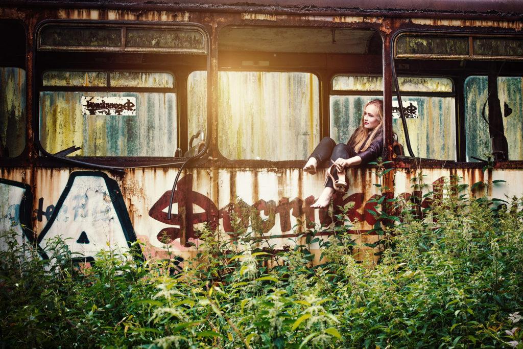 Lost Place Frau Zug